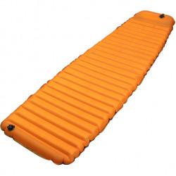 Коврик туристический надувной Splavmat (оранжевый)