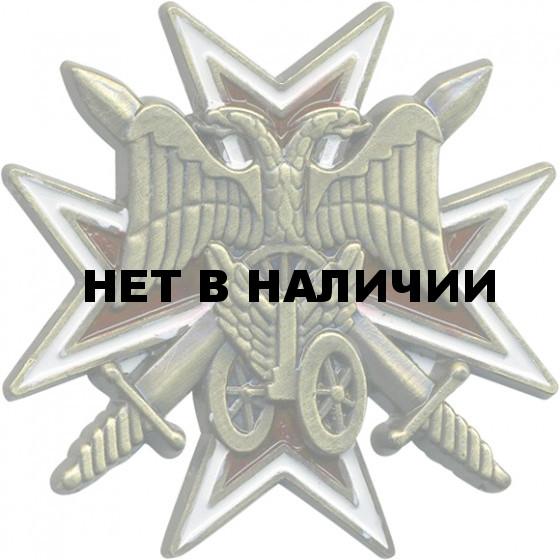 Магнит Знак Военно-автомобильного отдела металл