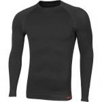 Термобелье Seamless футболка L/S черная
