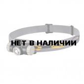 Фонарь налобный Fenix HL23 серый