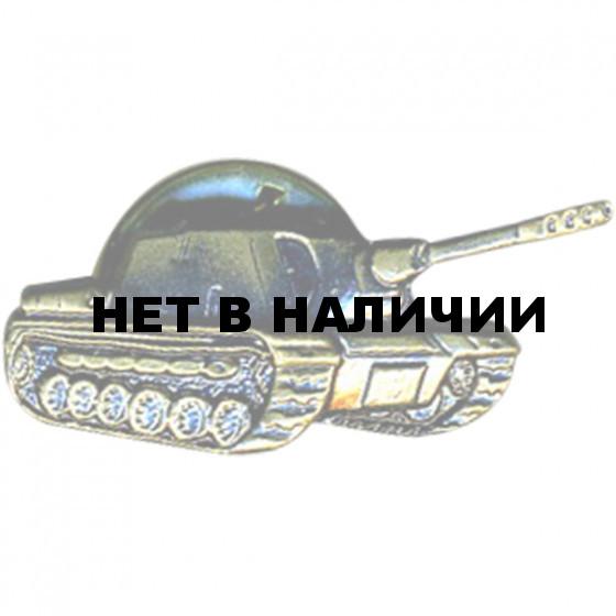 Миниатюрный знак ИСУ-152 металл