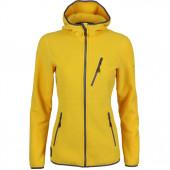 Куртка женская Palmyra Polartec Woven Inspired yellow 44/158-164