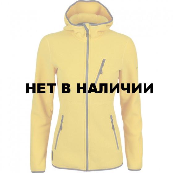 Куртка женская Palmyra Polartec Woven Inspired yellow