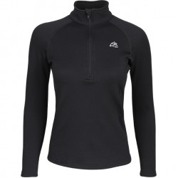 Термобелье женское Formula пуловер черный