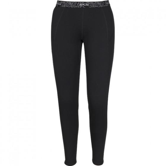 Термобелье женское Formula брюки черные