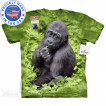 Футболка The Mountain Kojo Gorilla USA