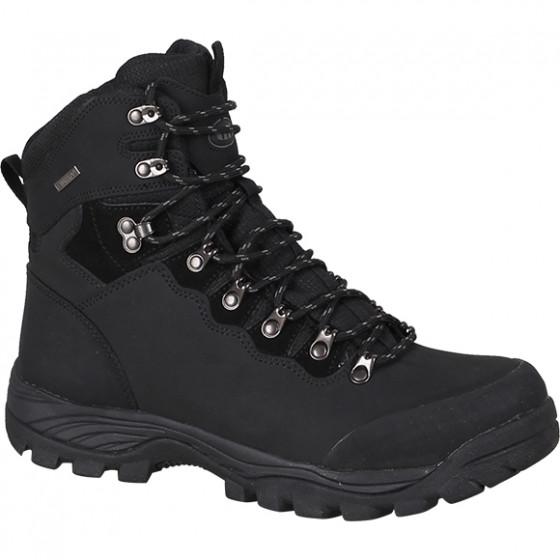 Ботинки трекинговые THB Kongur с мембраной черные, производитель THB ... dba8811c682