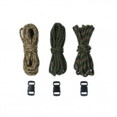 Набор для плетения браслетов из паракорда - Tactical