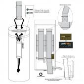 Подсумок для ПЭТ бутылки 1-1.5 л multipat (multicam)