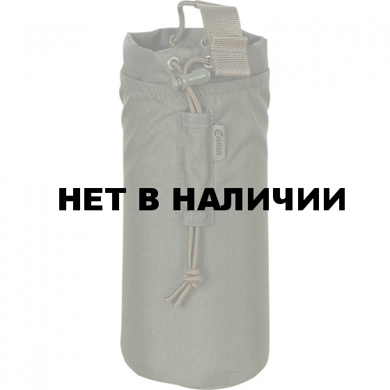 Подсумок для ПЭТ бутылки 1-1.5 л олива