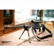 Ремень тактический оружейный черный универсальный Долг-М3 (погон