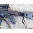 Ремень тактический оружейный оливковый универсальный Долг-М2