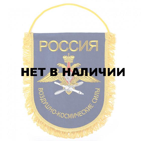 Вымпел ВБ-57 Россия Воздушно-космические силы вышивка
