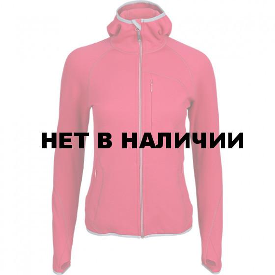 Куртка женская Function с капюшоном брусничный