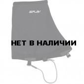 Гамаши-мини трикотажные черные L-XL