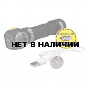 Фонарь Armytek Wizard PRO XHP50 v3 USB (Серебро)
