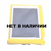 Гермочехол под планшет ПВХ литой желтый
