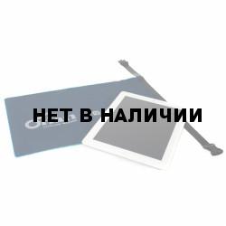 Гермочехол под планшет ПВХ трикотаж синий
