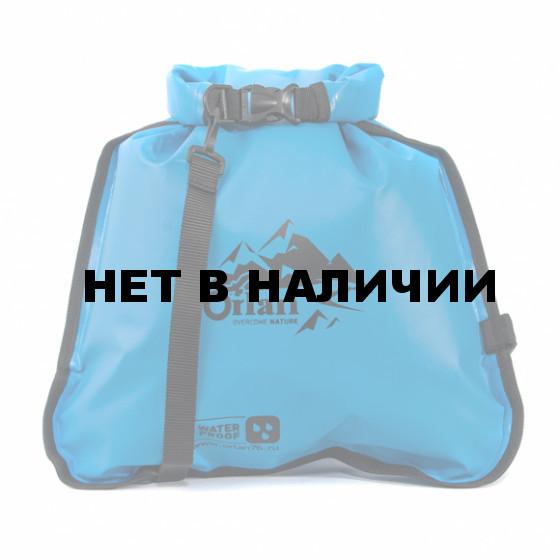 Гермомешок Компакт ПВХ литой 5л, голубой