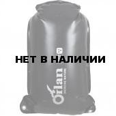 Гермомешок ПВХ 130 л черный (Орлан)