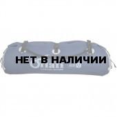 Гермосумка Экстрим ПВХ трикотаж, 100л, темно-синий/серебро