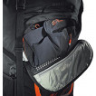 Бескомпромиссный туристический рюкзак, отвечающий самым высоким требованиям Bison 75 Exp, black, 1430.040