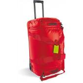 Прочная дорожная сумка на роликах Barrel Roller L, red, 1962.015