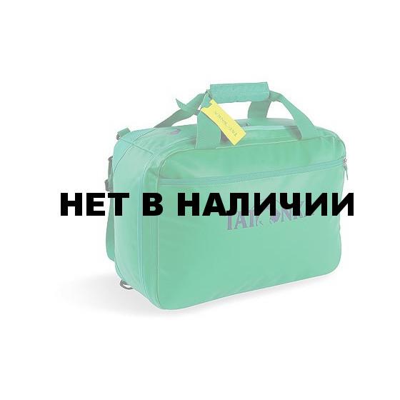 Компактная сумка с габаритами ручной клади Flight Barrel, lawn green, 1970.404