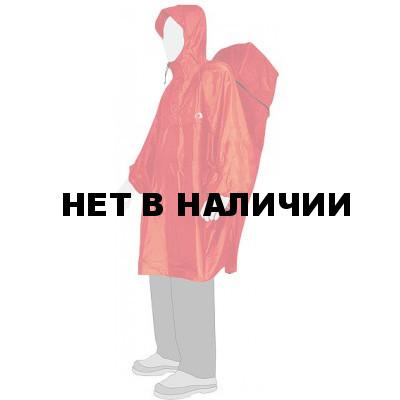 Детский плащ-накидка на рюкзак, red, 2793.015