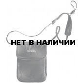 Сумочка-кошелек для скрытого ношения Tatonka Skin Folded Neck Pouch 2845, black, 2845.040