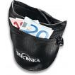 Сумочка браслет для скрытого ношения на запястье Tatonka Skin Wrist Wallet 2855.040 black