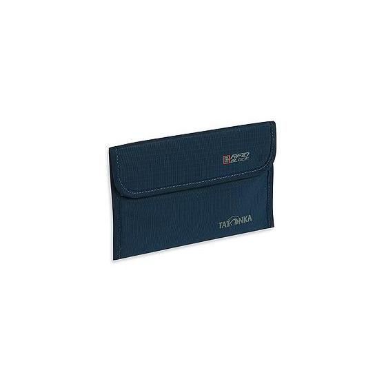 Кошелек-чехол для паспорта TRAVEL FOLDER RFID B, navy, 2956.004