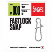 Застёжки LUCKY JOHN LJ Pro Series FASTLOCK SNAP 001 5 уп. по 10 шт
