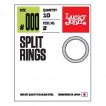 Кольца LUCKY JOHN заводные LJ Pro Series SPLIT RINGS 09.2мм 10кг 5 уп. по 5 шт