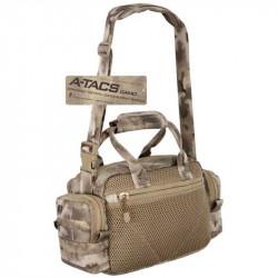 Сумка ANA Tactical оперативная на плечо 7 литров A-tacs AU
