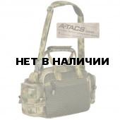 Сумка ANA Tactical оперативная на плечо 7 литров мох