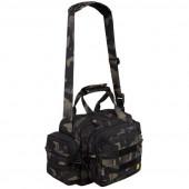 Сумка ANA Tactical оперативная на плечо 7 литров multicam black