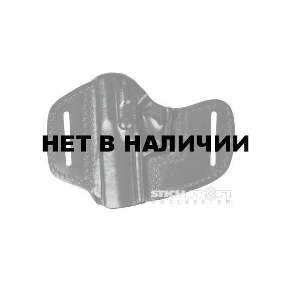 Кобура Stich Profi поясная для Хорхе 1 модель №19 Расположение: Левша, Цвет: Черный, Ширина ремня: 40 мм.