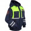 Куртка ANA Tactical ДС ГИБДД М2 сигнальная синяя