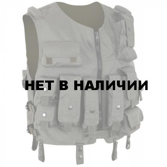 Жилет ANA Tactical ВО разгрузочный олива 182-1