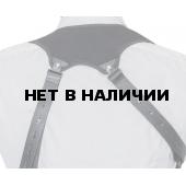 Кобура Holster наплечная вертикального ношения мод. V NEO-CONTE Гроза-03 кожа черный