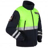 Куртка ANA Tactical ДПС softshell синяя
