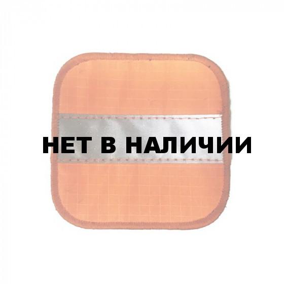 Патч Stich Profi сигнальный Оранжевый 90х90 мм