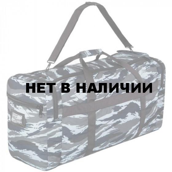 Сумка ANA Tactical дорожная 60 литров серый камыш