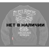 Свитшот Dobermans Aggressive Death Rider BC117 черный