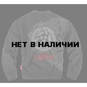 Свитшот Dobermans Aggressive Ragnarok BC121 черный