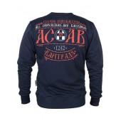 Свитшот Варгградъ ACAB темно-синий