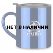 Термокружка Арктика 802 Син. Цв. С Крыш. 0.4Л