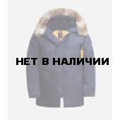Куртка Apolloget Аляска HUSKY II Replica Blue/Orange