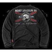 Лонгслив Dobermans Aggressive Nord Division LS29 черный
